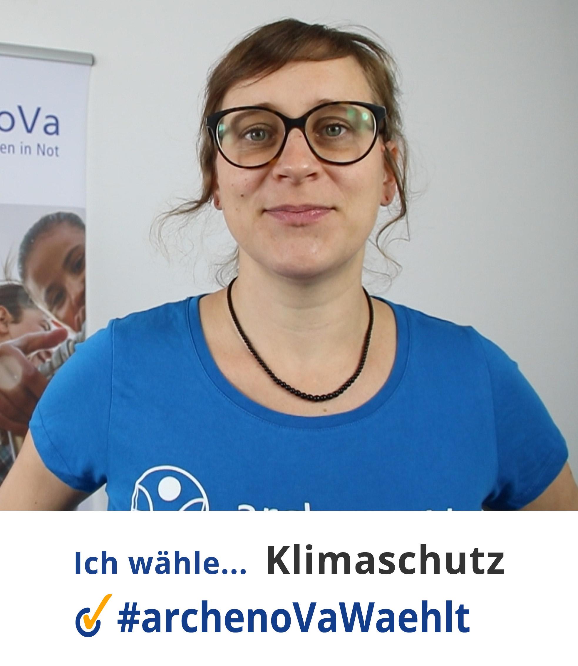 Anna - arche noVa w?hlt zur Landtagswahl in Sachsen 2019