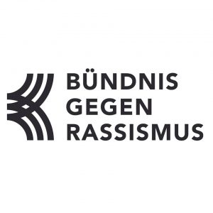 Logo des Bündnis gegen Rassismus