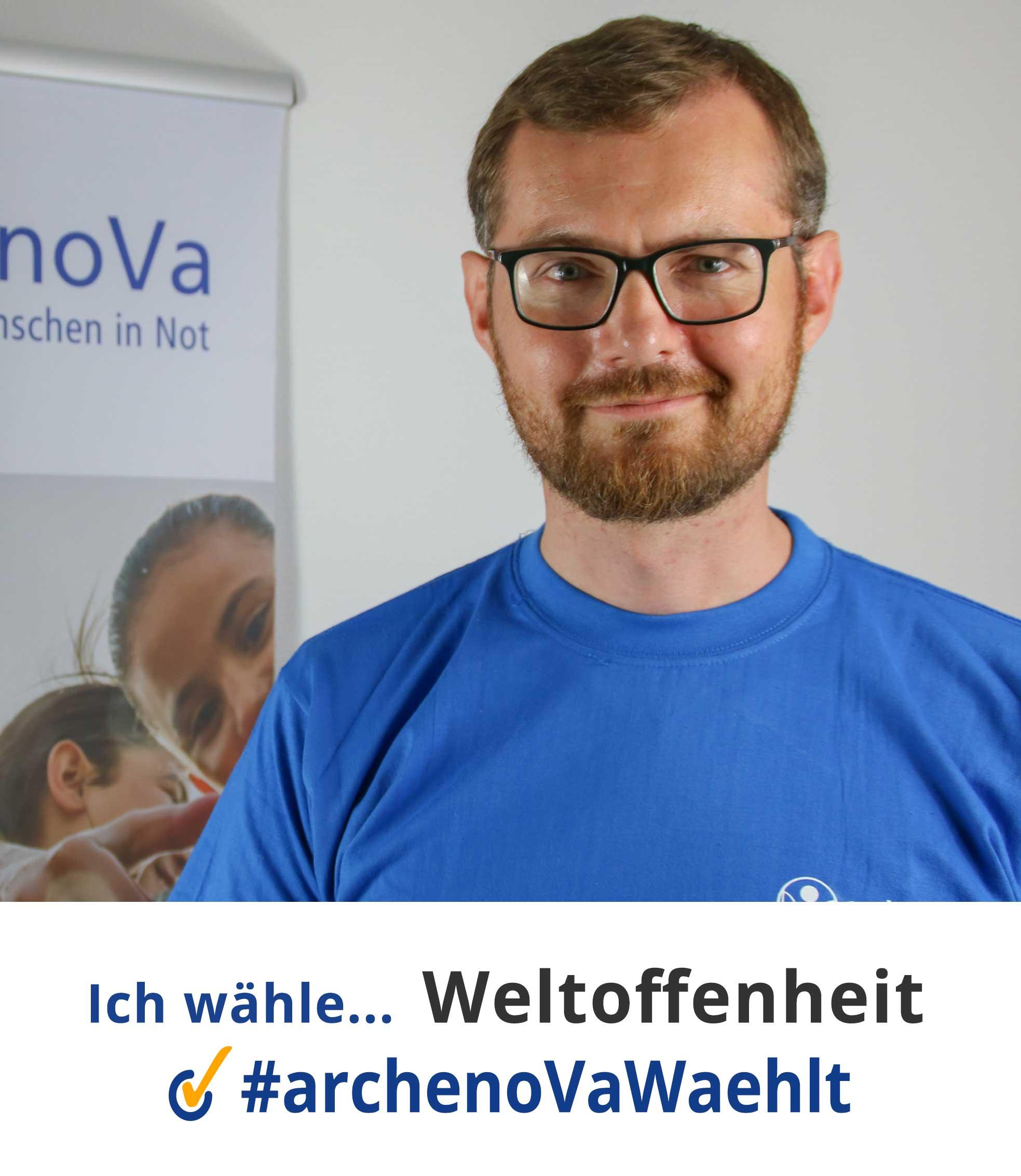 Matt - arche noVa w?hlt zur Landtagswahl in Sachsen 2019