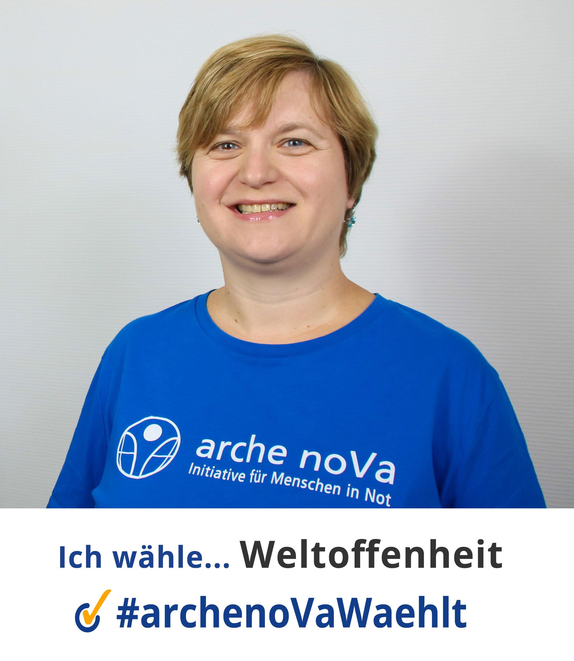 Dana - arche noVa w?hlt zur Landtagswahl in Sachsen 2019